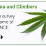 Marijuana in Climbing