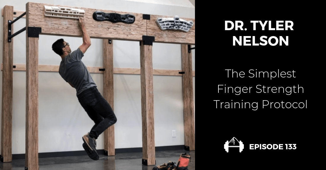 Tyler Nelson Simple Finger Training