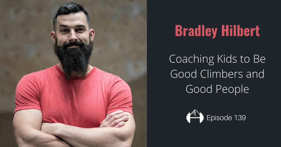Bradley Hilbert youth coaching